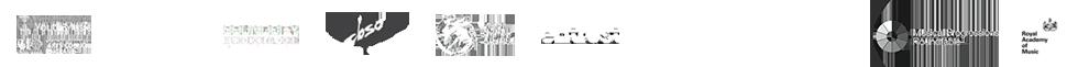 AYM partner logos
